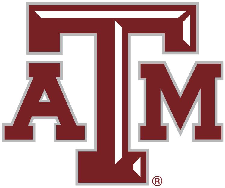 Texas A & M Aggies Logo Merchandise