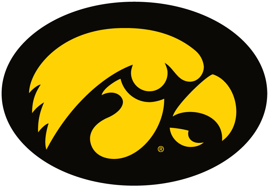University of Iowa Hawkeyes Logo Merchandise