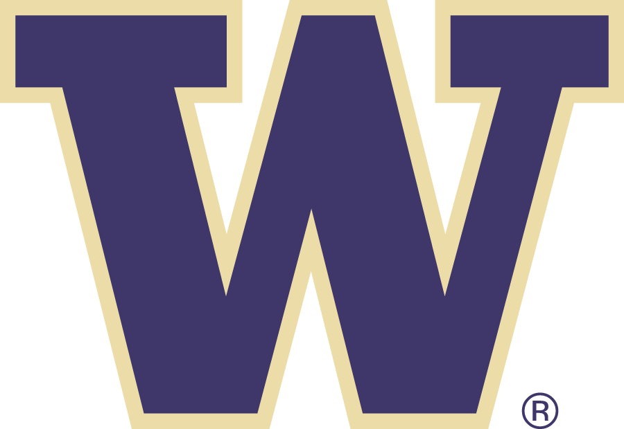 University of Washington Huskies Logo Merchandise