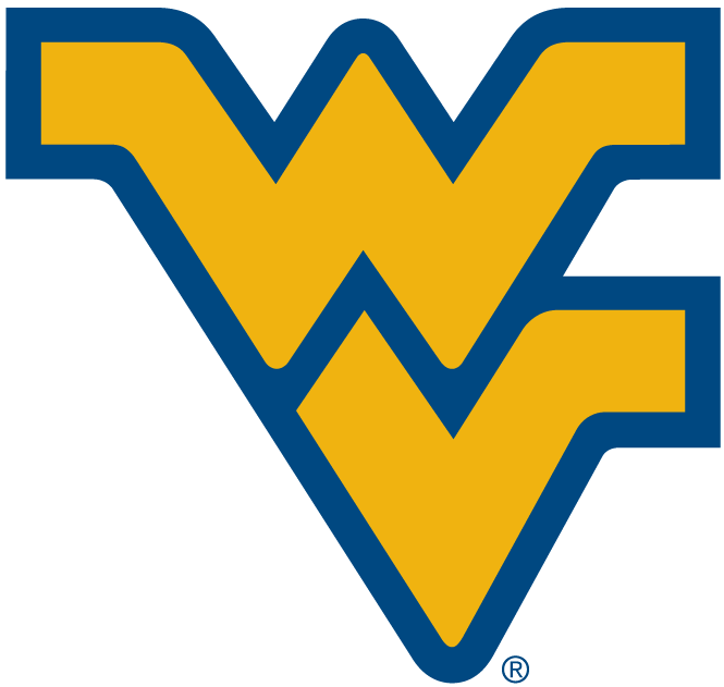 University of West Virginia Mountaineers Logo Merchandise